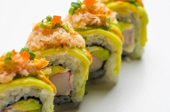 Sushi Tren