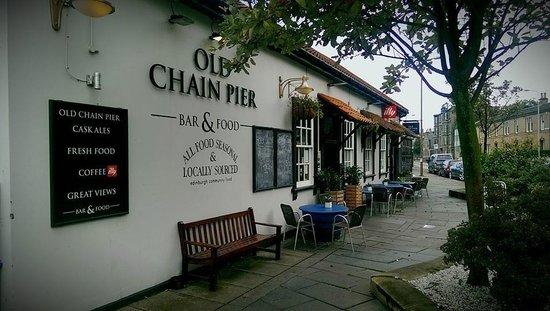 Old Chain Pier