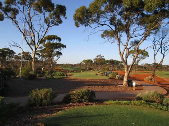 Kalgoorlie Golf Course