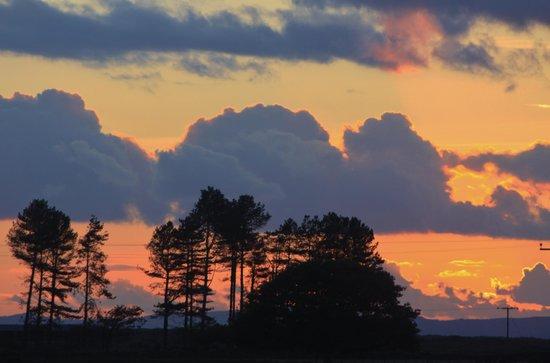 Gwrach Ynys Sunset