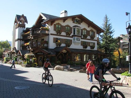 The Sebastian - Vail : Scenes in Vail