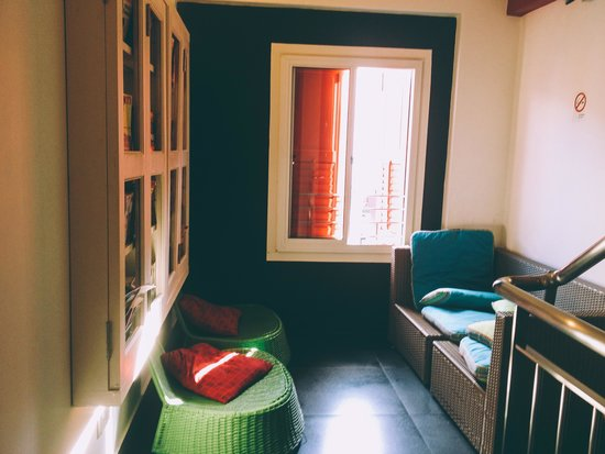 Checkers Backpackers: 2th floor