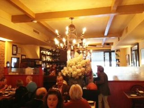 West Street Grill : Charming in Every Way!