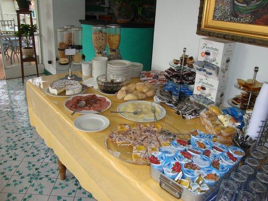 Lidomare Hotel: Desayuno