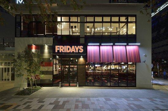 T.G.I Fridays Nagoya