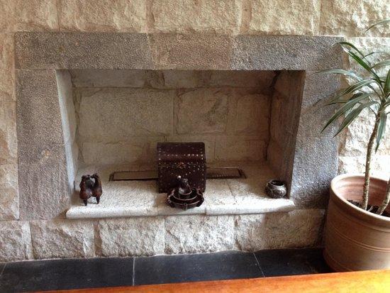 Casa del Sol Machupicchu : Recepção do hotel