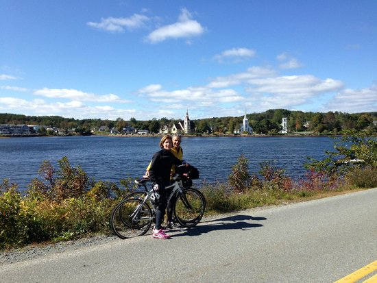 Eastwind Cycle: Heading into Lunenburg