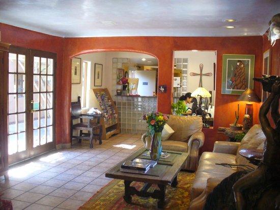 Casas de Suenos Old Town Historic Inn: Lobby