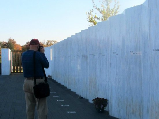 The Historic Lincoln Highway: Flight 93 National Memorial-Lincoln Highway