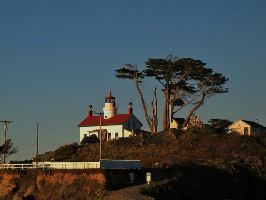 Ocean View Inn & Suites : Crescent City Lighthouse