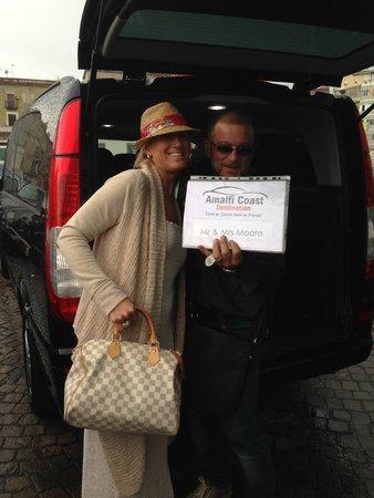 Amalfi Coast Destination Tours Company : Roberto is the man!