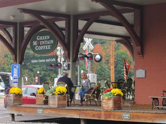 Green Mountain Coffee Cafe & Visitor Center: A Welcoming Place