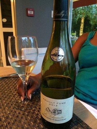 La Trinquette: tres bon vin a la carte
