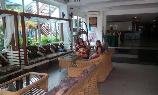 Tanawit Condotel: lobby