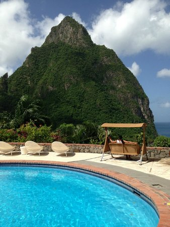 Stonefield Villa Resort: Awesome view