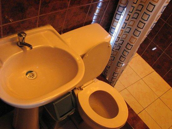 Hostal Chayana Wasi : baños