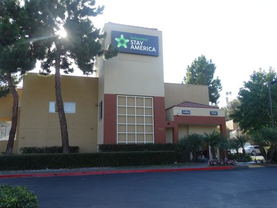 Extended Stay America - San Diego - Mission Valley - Stadium: Fachada