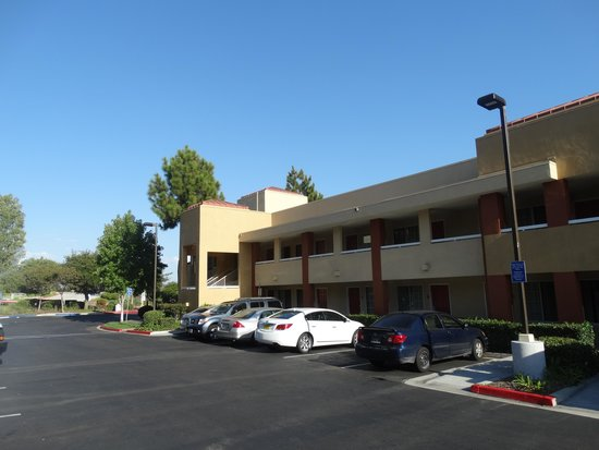 Extended Stay America - San Diego - Mission Valley - Stadium: Estacionamento