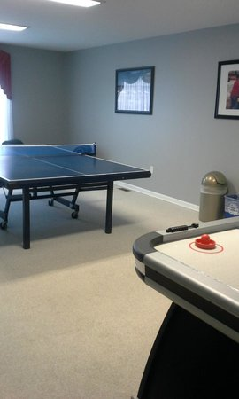 The Village at Pocono: Ping Pong