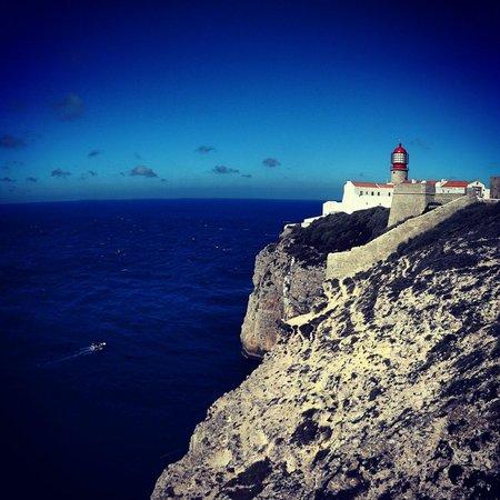Cape Saint Vincent: Fin del Mundo, Cabo de San Vicente