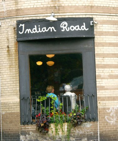 Indian Road Cafe & Market: Indian Road Cafe, New York, NY