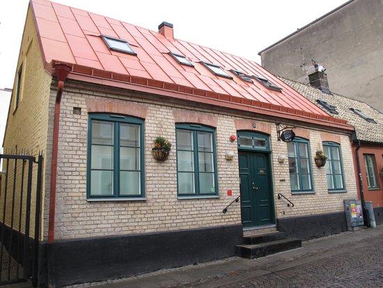 Hotell Oskar: The hotel