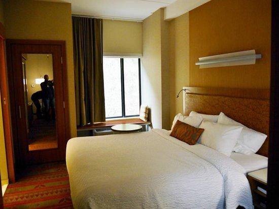 SpringHill Suites Deadwood: Schlafen