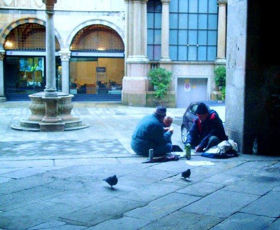 Piazza Mercanti: Milano - piazza dei Mercanti
