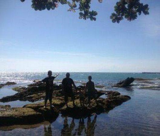 Anyer, Indonesia: feel the heat.. n the scenery