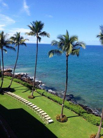 Kamaole Beach Park II: Landscape at Royal Mauian