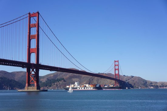 Golden Gate-bron