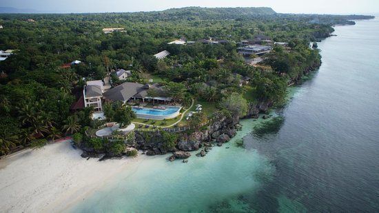 Amorita Resort: View from the top