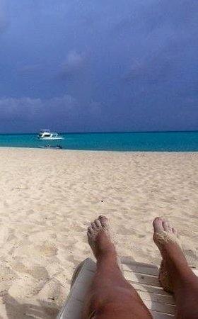 Club Med Columbus Isle : A day at the beach