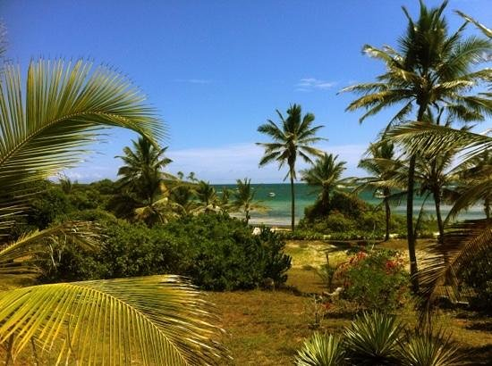 Ocean Sports Resort: view from the room!