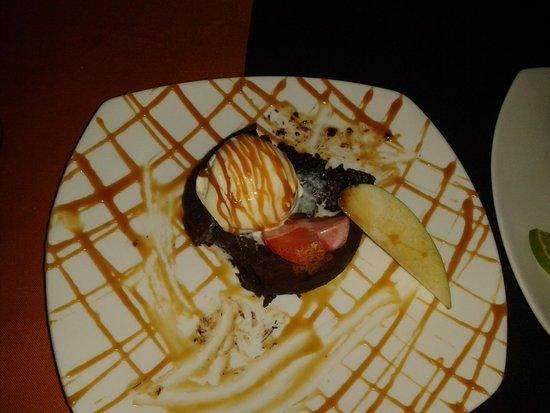 Wild Ginger: Schokoladenkuchen