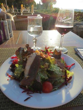 Le Belvedere: Entree Salat