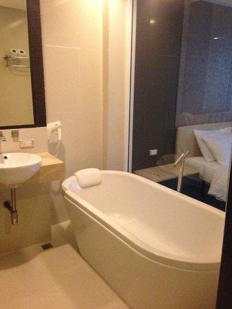 Vacio Suite: 浴室