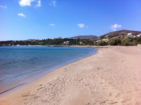 Palaiochora, Grecja: What a beach!!