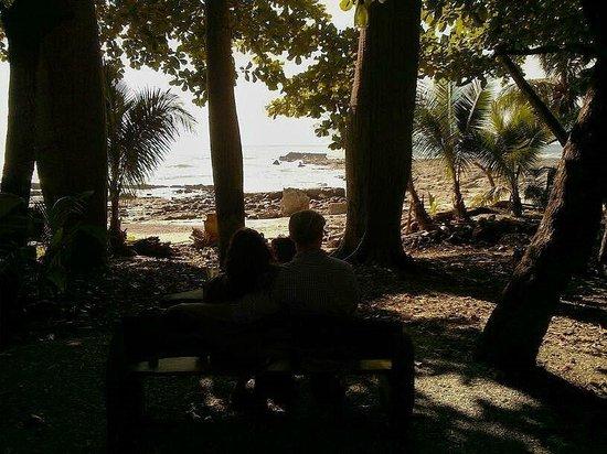 Las Caracolas: Романтичная обстановка