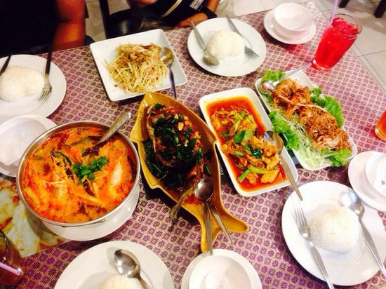 Delicious Halal Food Picture Of Usman Muslim Restaurant Bangkok Tripadvisor
