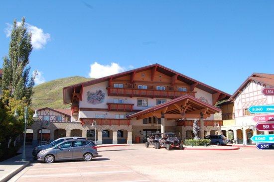 Zermatt Resort & Spa, A Trademark Collection Hotel: Zermatt Resort general view