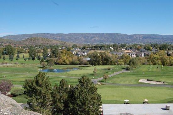 Zermatt Resort & Spa, A Trademark Collection Hotel: Golf Course