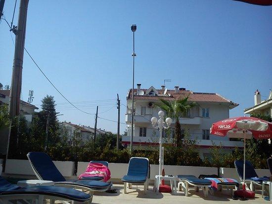 Oasis Hotel : Территория отеля