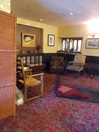 Kilverts Inn: Guests lounge