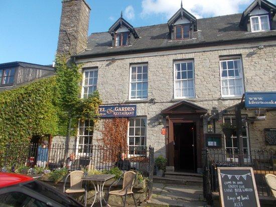 Kilverts Inn: Front of the Inn