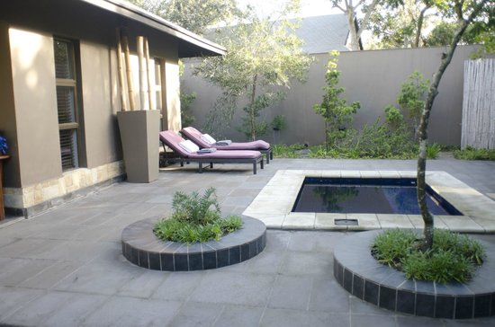 Prana Lodge: Private Pool