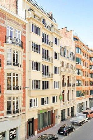 Ibis Styles Lille Centre Grand Place : façade de l'hôtel