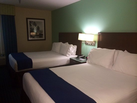 Holiday Inn Express San Diego Sea World - Beach Area: Double room
