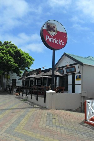 Patricks Restaurant & Bar