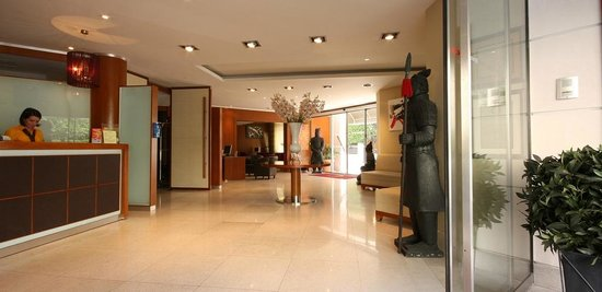 Goldstar Resort & Suites : Hall